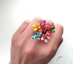 Prvý jar.ný..:) by Jar. - SAShE.sk - Handmade Prstene