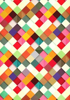 patternprints journal: PSYCHEDELIC GEOMETRIC PATTERNS INTO ARTWORKS BY DANNY IVAN
