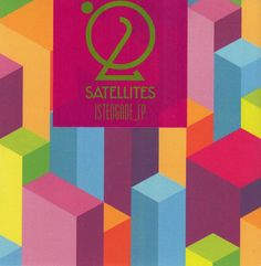 Satellites - Istedgade EP [Promo CD Single]