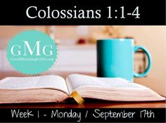bible study!