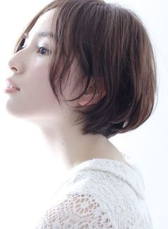 ☆大人センターパートひし形ショートボブ☆(髪型ショートヘア) Bob Styles, Short Hair Styles, Hair Reference, Hair Designs, Hair Looks, Bob Hairstyles, Hair Inspiration, Hair Makeup, Hair Cuts