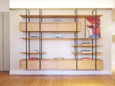 Nordic Design, Nordic Style, Mid Century Wall Unit, Living Room Tv, Visual Merchandising, Vintage Furniture, Shelving, Storage Units, The Unit