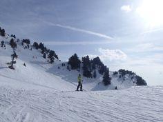 French Alpes  #mountains #ski #snowboard #winter_holidays
