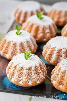 Polish Recipes, Mini Cakes, Doughnut, Recipies, Cheesecake, Appetizers, Menu, Cupcakes, Cookies