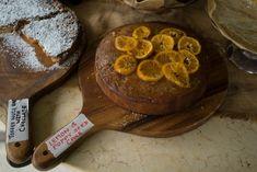 Home-made cakes
