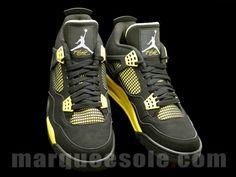 Air Jordan IV 'Thunder'