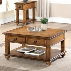 Allegheny Coffee Table I Riverside Furniture