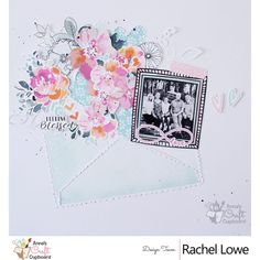 By the lovely Rachel Lowe with Kaisercraft Blessed for Anna's Craft Cupboard. Cut file by Paige Evans Heritage Scrapbooking, Scrapbooking Layouts, Craft Cupboard, Cupboard Design, Anna Craft, Love Frames, Echo Park Paper, 12x12 Scrapbook, Heart Frame