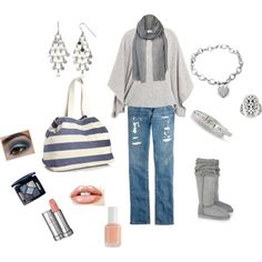 Gray Day, created by missy-pence-atkins.polyvore.com