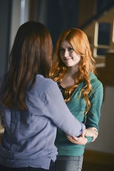 """SHADOWHUNTERS - """"The Mortal Cup"""" - One young woman realizes how dark the city can really be when she learns the truth about her past in the series premiere of """"Shadowhunters"""" on Tuesday, January 12th at 9:00 - 10:00 PM ET/PT. ABC Family is becoming Freeform in January 2016. Based on the bestselling young adult fantasy book series The Mortal Instruments by Cassandra Clare, """"Shadowhunters"""" follows Clary Fray, who finds out on her birthday that she is not who she thinks she is but rather comes…"""