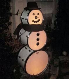 Heavy Metal Snowman | ... , Happy Holidays From The Heavy Metal ICU - The Heavy Metal I.C.U