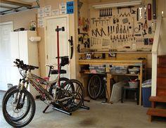 Bike workbench