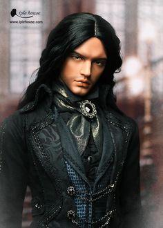 :: Crafty :: Doll :: 2 :: EID_Man Signor.R set. Одежда BJD