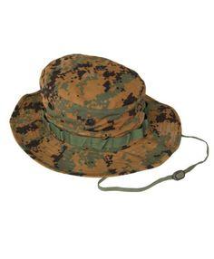 Boonie Hat Color  Woodland Digital. Military Surplus 3859289f5dd1