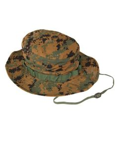 Boonie Hat Color: Woodland Digital