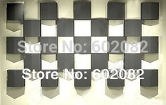 New 12pcs 30*30*7.5cm Black color acoustic panel acoustic  foam panel studio acoustic panel acoustic foam for soundproofing
