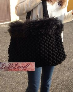 Bag at crochet