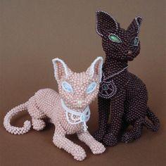 Mini-sculptures by Uliana Volkhovskaya