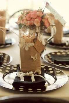 perfect place setting!