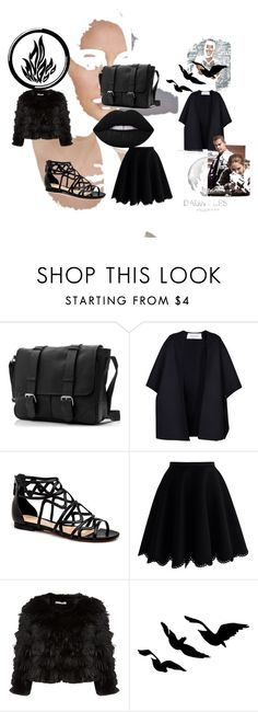 """""""WOW!"""" by glomourgirlz0 ❤ liked on Polyvore featuring Valentino, Chicwish, Alice + Olivia, Lime Crime, men's fashion and menswear"""