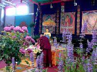 Buddha ereklyék kiállítás 2008