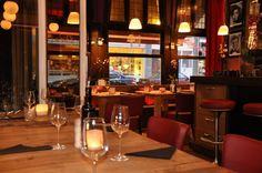 Pret a Porter | Eetcafe met allure in Utrecht centrum