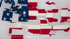 http://bit.ly/22d7Zc5 on VideoHive by SpaceStockFootage: USA Map Kit.