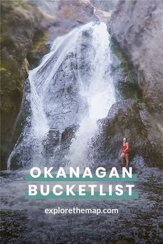 Explore waterfalls, panoramic hikes, family-friendly outdoor adventures, and more with our ultimate outdoor Okanagan bucket list! Jackson Hole Skiing, Canadian Travel, Beautiful Places To Travel, Skiing Colorado, Colorado Winter, Winter Scenes, Go Camping, Summer Activities, British Columbia