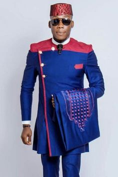 African Wear Styles For Men, African Shirts For Men, African Dresses Men, African Attire For Men, African Clothing For Men, Latest African Fashion Dresses, African Print Fashion, Africa Fashion, Ankara Fashion