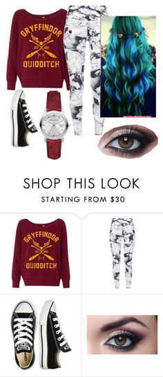 """""""clothes 14"""" by bellskids on Polyvore featuring Varley, Converse and Burberry"""