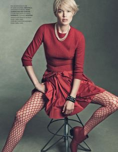"cool Elle França Agosto 2013 | Doutzen Kroes em ""Special Mode"" por Andreas Sjödin [Editorial]"
