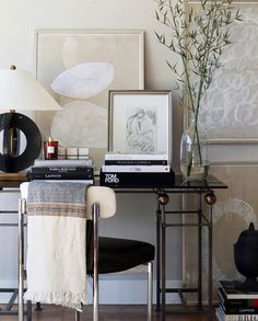 Home Interior Salas .Home Interior Salas Home Interior, Interior Styling, Desk Styling, Console Styling, Interior Colors, Interior Livingroom, Interior Modern, Alice Lane Home, Home Office Decor