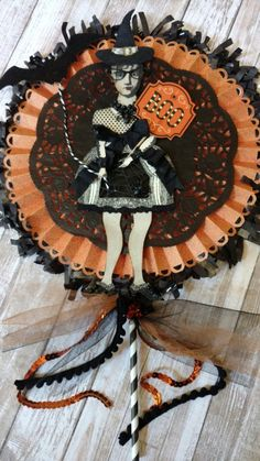 Created by Brenda Enright using Character Construction Doll Stamps by Catherine Moore.
