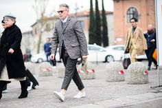 Pitti Uomo Fall 2015 - Pitti Uomo Fall 2015 Street Style Day 2