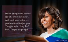 Michelle Obama for President in 2020.