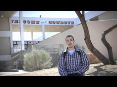 A Vegas PBS PSA about staying in school. Pablo's story.
