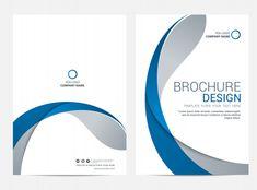 Brochure or flyer design template background Premium Vector Template Flyer, Business Flyer Templates, Flyer Design Templates, Cover Template, Layout Template, Brochure Template, Flugblatt Design, Layout Design, Budget Book
