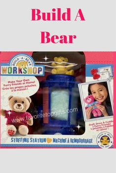 Build a bear - Build a bear workshop - Build a bear stuffing station