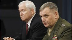 Justice Department Targets General In Leak Probe
