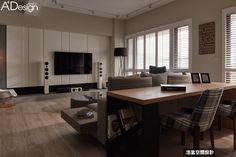 俐落線條與純淨暖白 勾勒出北歐清新居家願望 | 愛設計A+Design線上誌 - 室內設計平台