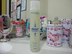 Pimenta de Açúcar : Açucarando: Acquaflora Detox Shampoo!