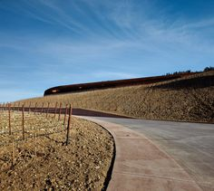 Antinori Winery, 2004-2012 by ARCHEA ASSOCIATI