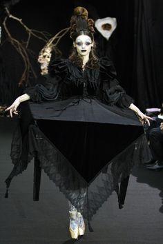 Alice Auaa is known as a high-end Japanese 'Gothic Lolita' fashion designer Yasutaka Funakoshi