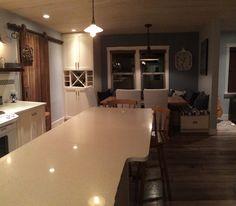 2nd Floor, Floor Design, Bungalow, Beach House, Farmhouse, Flooring, Table, Furniture, Home Decor