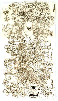 Hanna-Barbera - Iwao Takamoto
