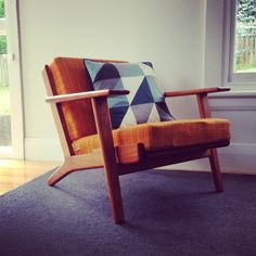 Hans Wegner Plank chair