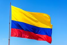 Colombian Flag by Jess Kraft - Photo 117337493 - 500px