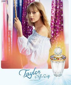 "Basenotes - ""Tonight, Basenotes, I'm Going To Be …"" : Get Lippie is forced to wear celebrity fragrances for a week--Day one : Taylor Swift"