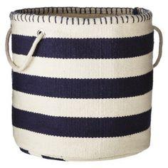 striped storage bin - threshold target