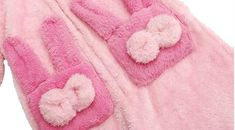 Girls Fancy Bunny Onesies — Kigurumi Co Easter Costumes, Cute Costumes, Baby Bunnies, Easter Bunny, Baby Bunny Costume, Baggy Jumpsuit, Play Your Cards Right, Pink Fabric, Party Hats